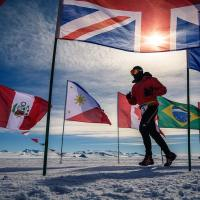 Meet the first Filipino to finish a marathon on all 7 continents