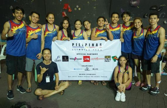 Filipino Climbers Vie for Coveted Spots at 2020 Olympics