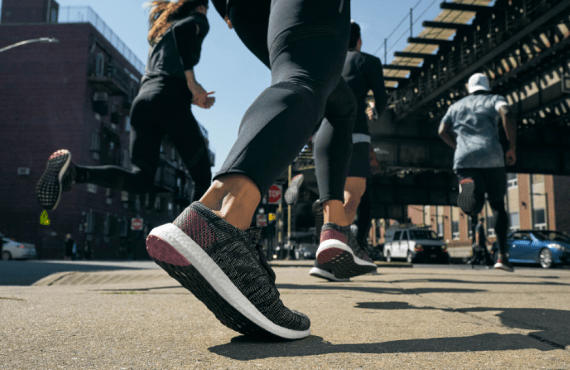Here's your secret weapon to running around the city with…