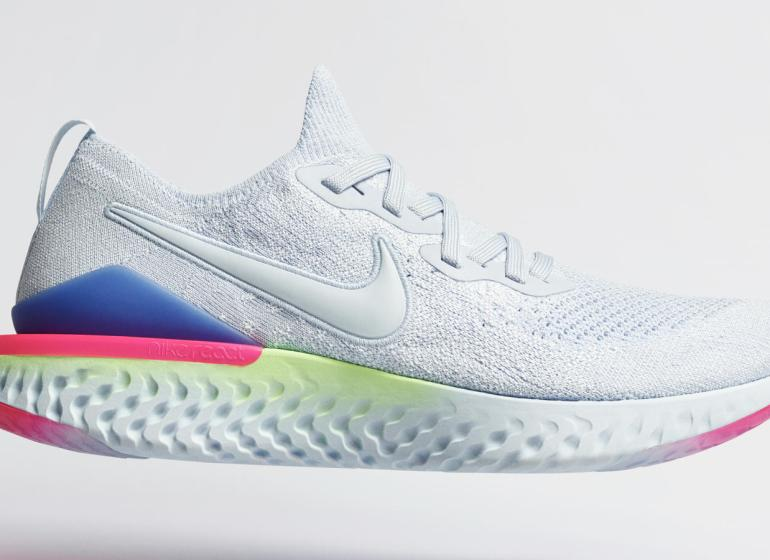 22f4a9ad86454 Look  Nike Epic React Flyknit 2 drops this month