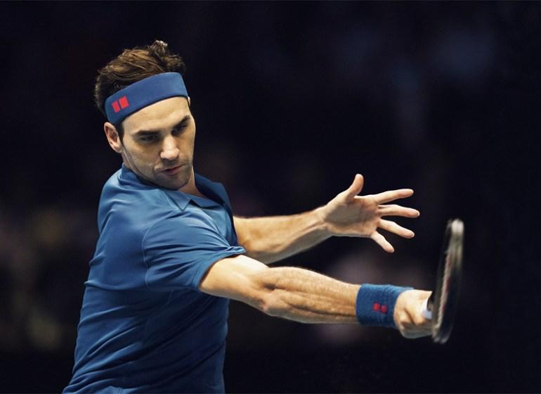 f761599e1301 Roger Federer heads into 2019 Australian Open in Lemaire-designed apparel