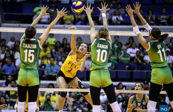 5 things to look forward to this UAAP Women's Volleyball…