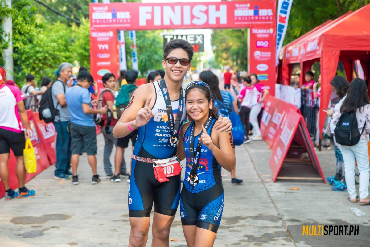 Gallery: 2019 Alveo Ironman 70.3 Davao meet the pros and IronKids swim-run