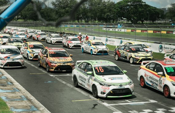 Toyota Autocross Challenge: Rethink your idea of a wild ride