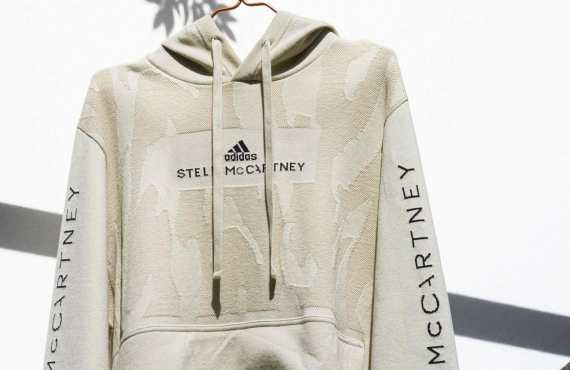 Adidas releases the world's first fully recyclable hoodie