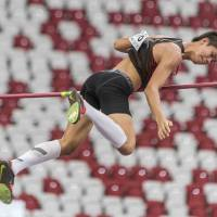 Pinoy pole vaulter EJ Obiena qualifies for 2020 Tokyo Olympics