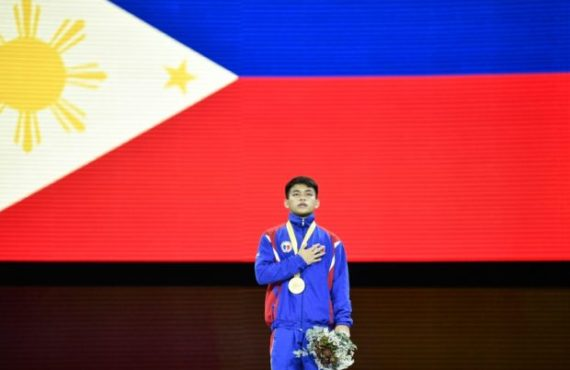 Olympics-bound Carlos Yulo and boxer Nesthy Petecio bag gold for…