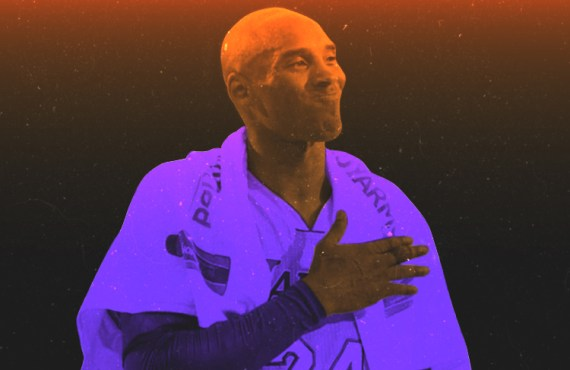 Kobe Bryant was more than just a basketball player to me