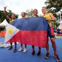 Fer Casares wins gold for PH triathlon team in Southeast Asian Championships