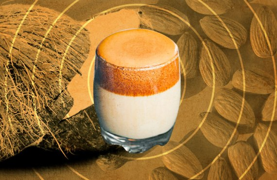 Here's how to make dalgona coffee healthier