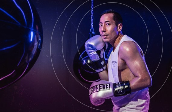 """""""Fitness literally saved my life in Manila,"""" says this Electric…"""