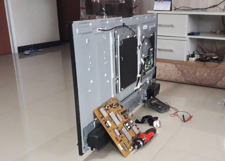 JASA SERVICE TV LCD PANGGILAN ANDARA