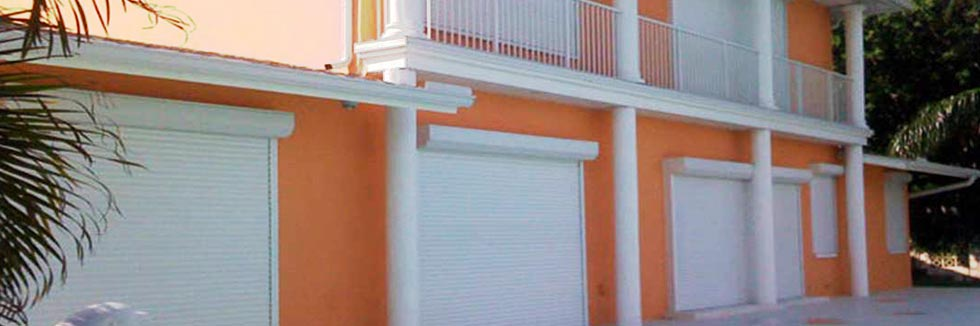 Roll-Up / Roll-Down Shutters