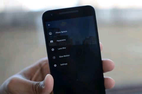 android nougat camera