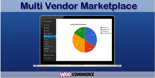 Multi Vendor Marketplace for WooCommerce