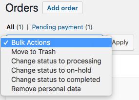 Remove personal data