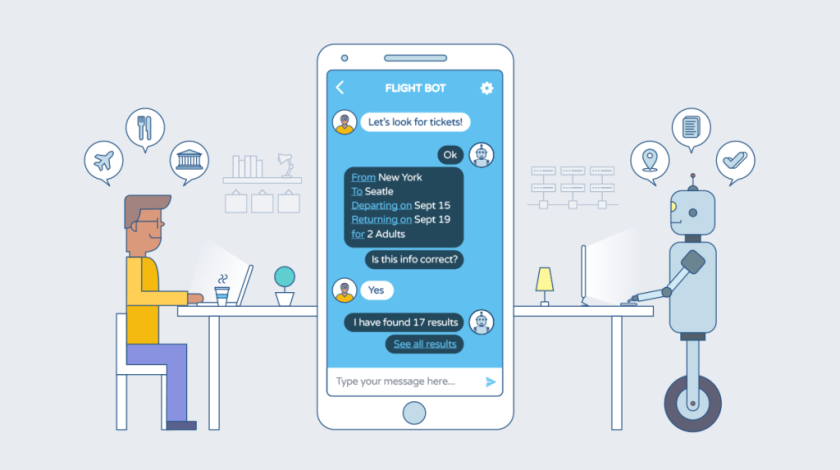 Chatbots and AI for Virtual Sales