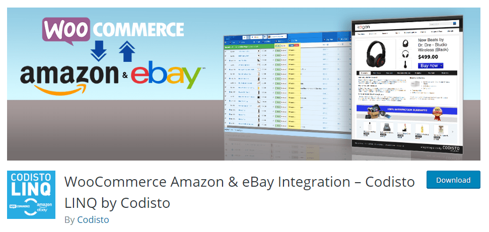 WooCommerce Amazon and eBay Integration – Codisto LINQ by Codisto