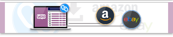 Connect WooCommerce with Amazon and eBay
