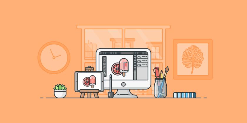 Graphics design and digital arts