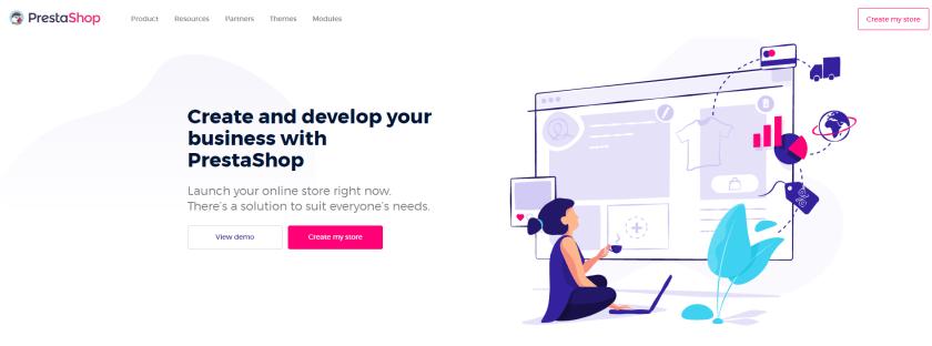 PrestaShop open source eCommerce Platform