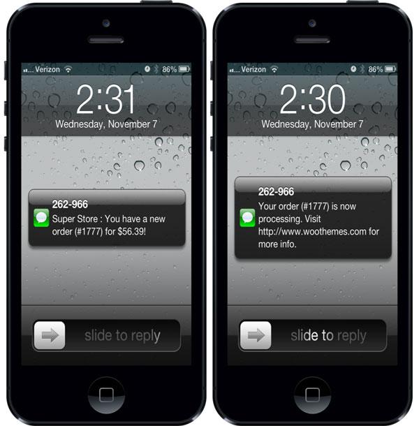 WooCommerce Twilio SMS Notifications Plugin