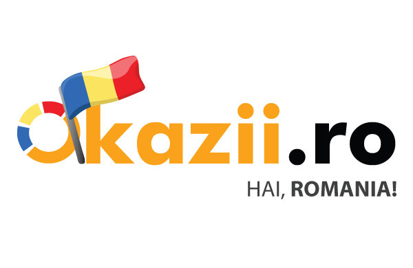 Okazii Marketplace website