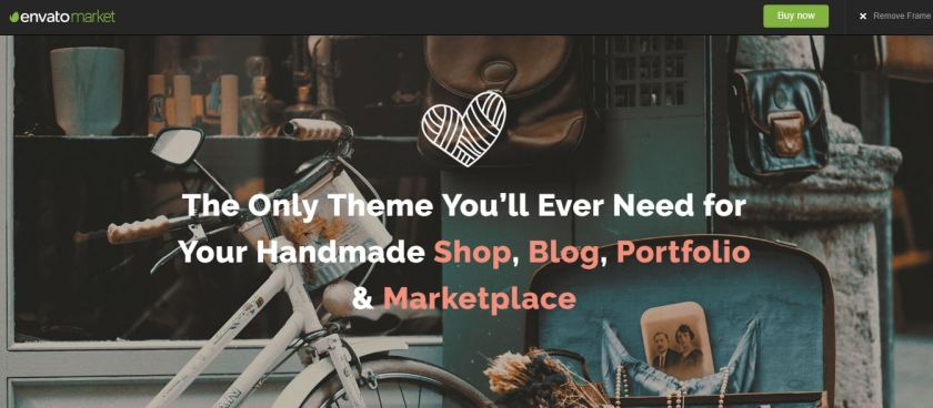 Zass theme to Create an Online Marketplace Like Etsy