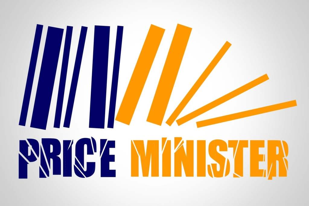 PriceMinister Marketplace website