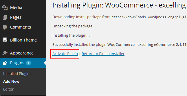 Activate WooCommerce to Sell Digital Courses Online