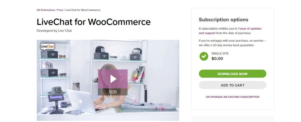 Live Chat for WooCommerce to Improve WooCommerce Sales