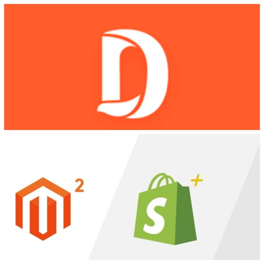 Magento vs Shopify Plus vs Dokan Pro-Enterprise eCommerce platform