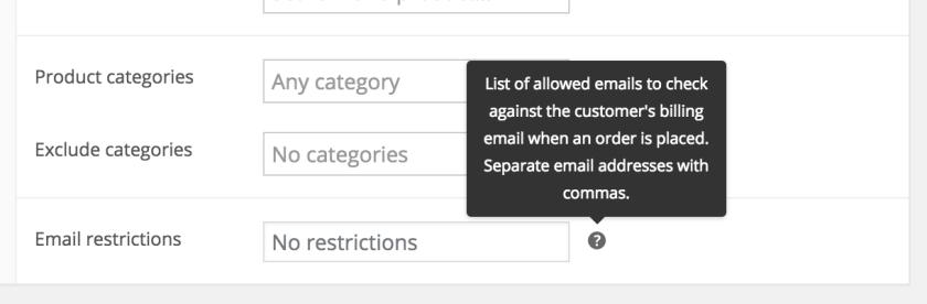 Customer-specific Discount