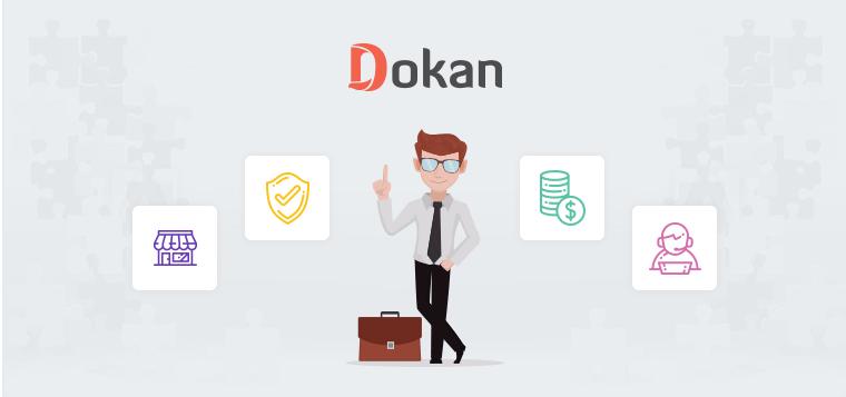 Multi-vendor Store: Dokan Entrepreneur best solution