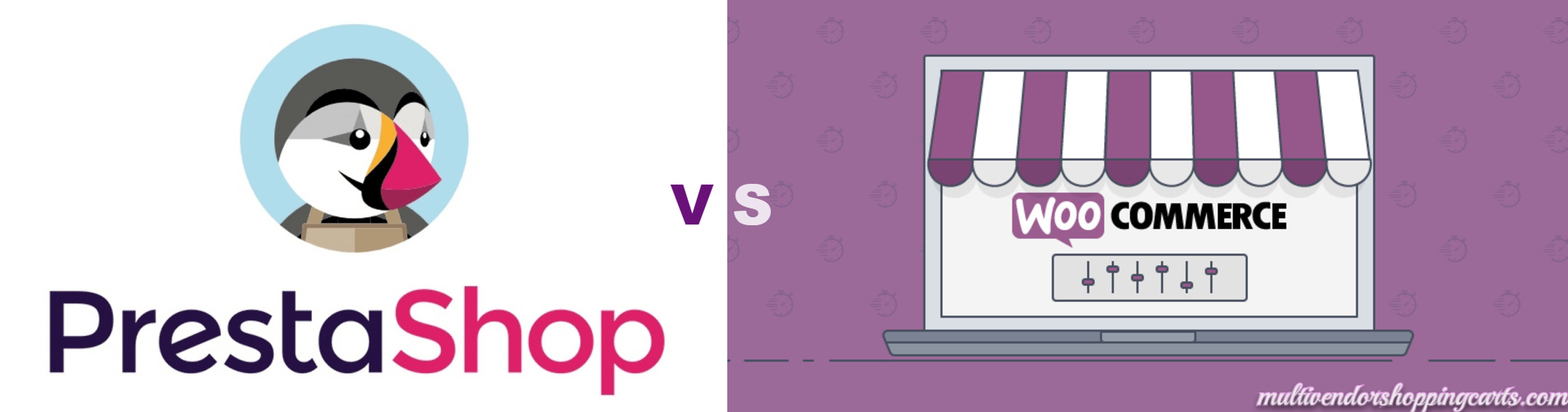 PrestaShop vs WooCommerce: Details Comparison