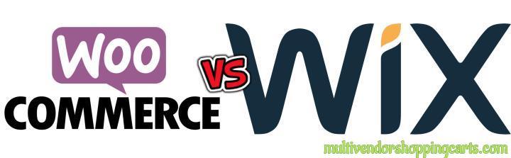 WooCommerce vs Wix