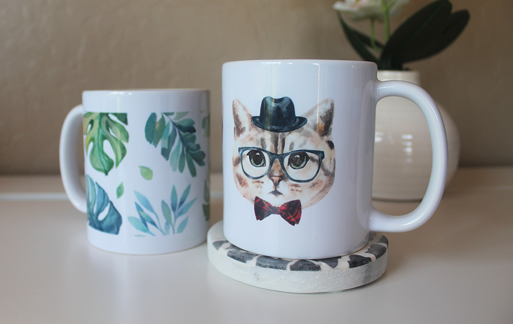 Print-on-demand Mugs