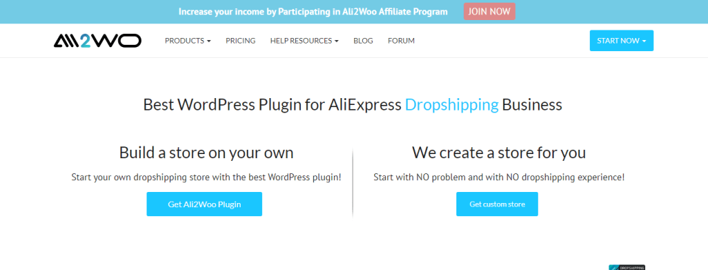 Ali2Woo Lite WooCommerce dropshipping plugins
