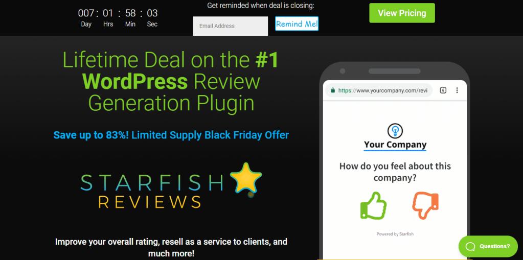 Starfish Reviews