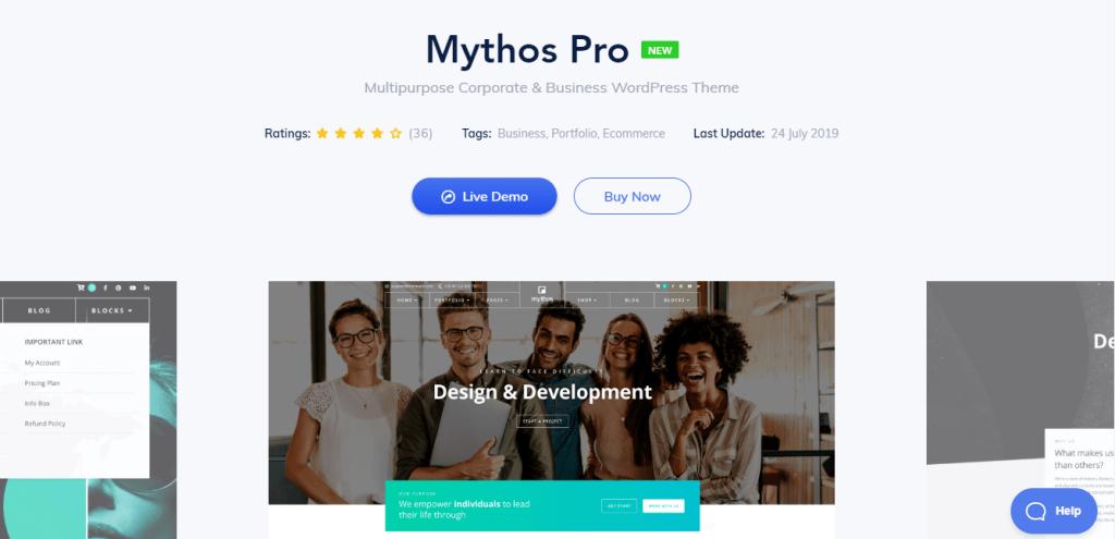 Mythos Pro