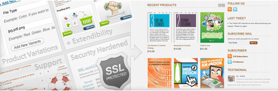 WP eCommerce- How to build eCommerce site