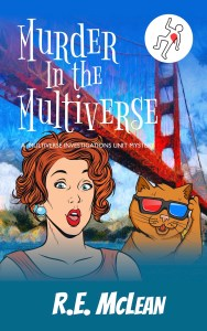 Murder in the Multiverse book cover