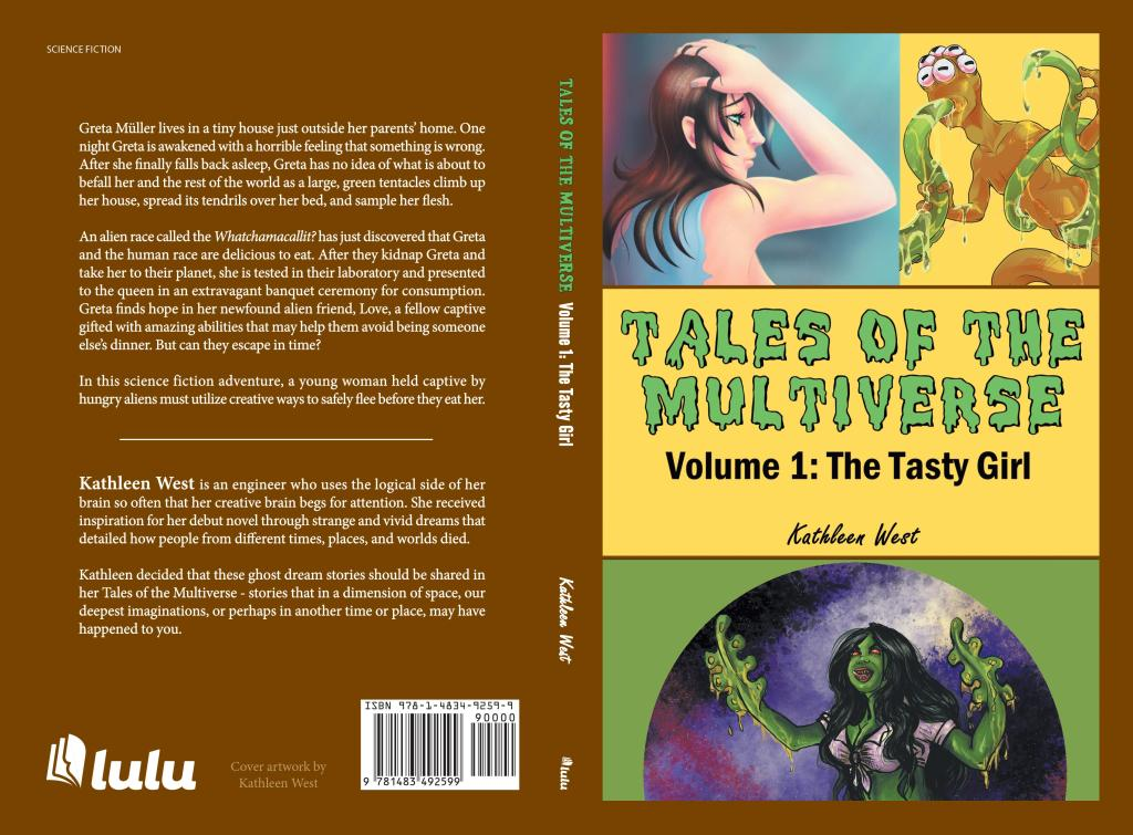 Tales of the Multiverse - Volume 1: The Tasty Girl - Complete Cover
