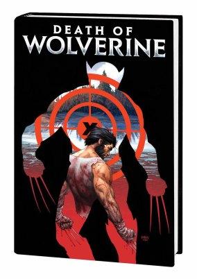 DEATH OF WOLVERINE HC 01