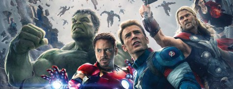 official poster for Avengers Age of Ultron - Header