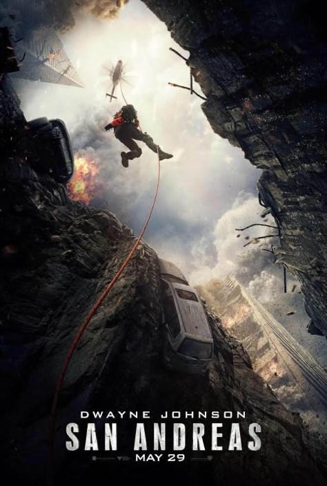 San Andreas - poster 01