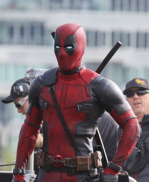 Deadpool set pictures 01