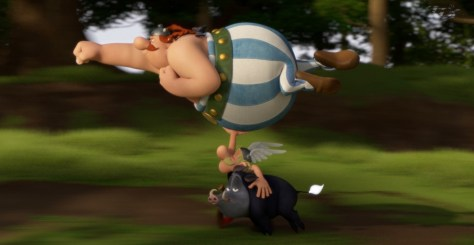 how we created Asterix 01