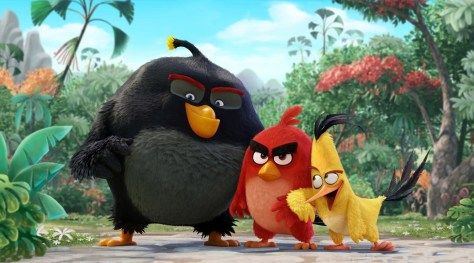 Angry birds first trailer - Header