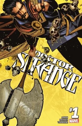 Doctor Strange 001 cover